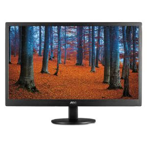 "Aoc Ingram Micro TFT Active Matrix LED Monitor, 19"" (AOCE970SWN)"