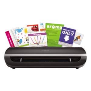 "Swingline Fusion 5000L 12"" Laminator, 10 mil Max Document Thickness (SWI1703077)"