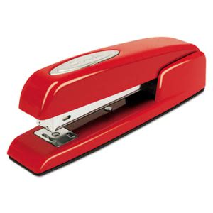 Swingline 747 Business Full Strip Desk Stapler, 20-Sheet Capacity (SWI74736)