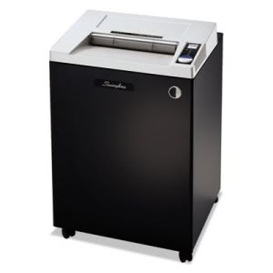 Swingline Large Office Cross-Cut Shredder, 30 Sheet Capacity (SWI1758583)