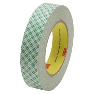 "Scotch Double-Coated Tissue Tape, 1"" x 36 yards, 3"" Core (MMM410M)"