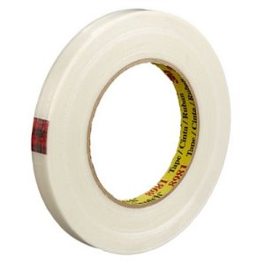 "Scotch High-Strength Filament Tape, .94"" x 60 yards (MMM89811)"
