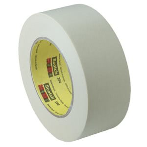 "Scotch General Purpose Masking Tape, 1-1/2"" x 60 yards, 3"" Core (MMM234112)"