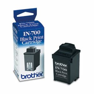 Brother Print and Imaging Ink Cartridge, Black, 1 Each  (BRTIN700)