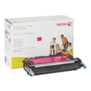 Xerox 6R1341 Compatible Remanufactured Toner, 4,000  Yield, Magenta (XER6R1341)