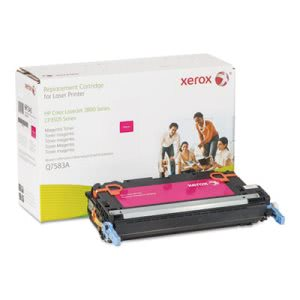 Xerox 6R1345 Compatible Remanufactured Toner, 4000 Yield, Magenta (XER6R1345)