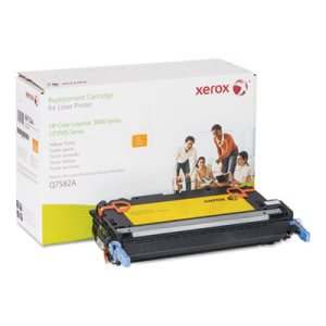 Xerox Compatible Remanufactured Toner, 4000 Page-Yield, Yellow, Each (XER6R1344)