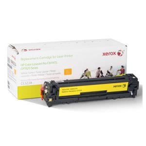 Xerox 106R2224 Compatible (HP-22A) Toner, 1300 Page-Yield, Yellow (XER106R2224)