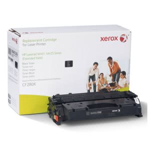 Xerox 6R3206 Compatible CF280X Yield Toner, 10,000 Page, Black (XER006R03206)