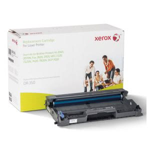 Xerox 6R1416 Compatible (DR-350) Drum, Black, 12500 Page-Yield (XER6R1416)
