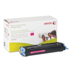 Xerox 6R1412 Compatible Remanufactured Toner, 8000 Yield, Magenta (XER6R1412)