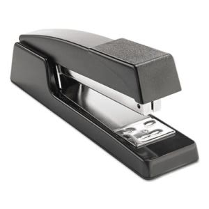 Universal Full Strip Stapler, 15-Sheet Capacity, Black (UNV43128)