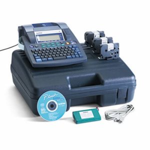 Brother P-Touch PT-9600 Professional Labeling System, 16 Lines (BRTPT9600)