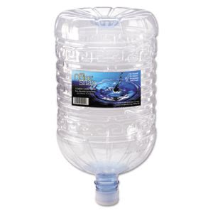 Office Snax Natural Spring Water, 4 Gallon Bottle (OFX40059)
