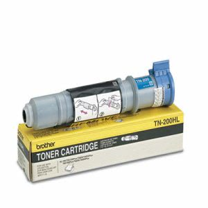 Brother TN200HL Toner, 2200 Page-Yield, Black (BRTTN200HL)