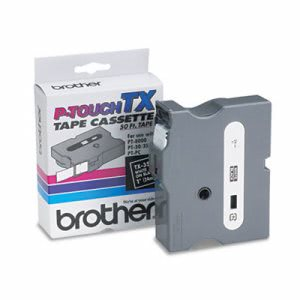 Brother P-touch TX Tape Cartridge for PT-8000, PT-PC, PT-30/35, 1w (BRTTX3551)