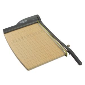 Swingline Pro Paper Trimmer, 15 Sheets, Metal/Wood Composite Base (SWI9115)