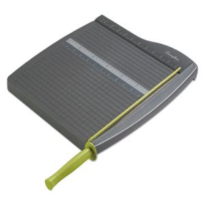 "Swingline Paper Trimmer, 10 Sheets, Durable Base, 13"" x 19 1/2"" (SWI9312)"