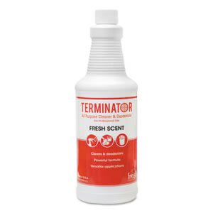 Terminator Deodorizer Cleaner, 12 - 32 oz. Bottles (FRS 12-32-TN)