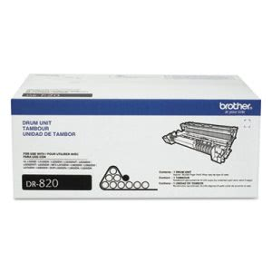 Brother DR820 (DR-820) Drum Unit, 50,000 Page-Yield (BRTDR820)