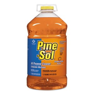Pine-Sol All-Purpose Cleaner, Orange Energy Scent, 3 Bottles (CLO 41772)