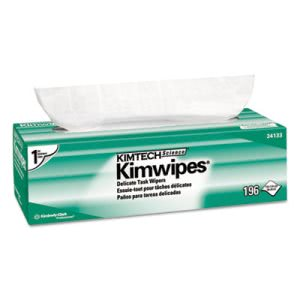 Kimtech Science Kimwipes Large Delicate Task Wipers, 15 Boxes (KCC34133)