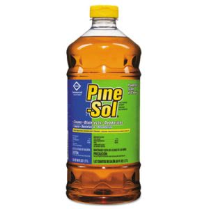 Pine-sol Disinfectant Deodorizer, 60 oz. Bottles, 6/Carton (CLO41773CT)