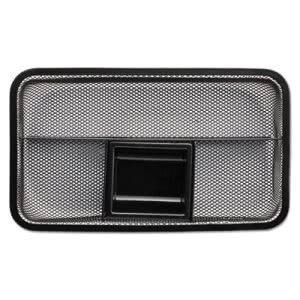 Rolodex Drawer Organizer, Metal Mesh, Black, 1 Each (ROL22121)