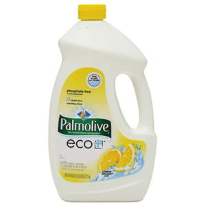 Palmolive Automatic Dishwasher Gel, Lemon, 45-oz., 9 Bottles (CPC47805)