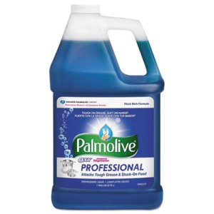 Ultra Palmolive Dishwashing Liquid for Pots & Pans, 1 gal. Bottle (CPC40043)