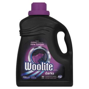 Woolite Extra Dark Care Laundry Detergent, 100 oz Bottle (RAC83768)
