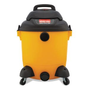 Shop-vac 12 Gallon, Economical Wet/Dry Vacuum, Black/Yellow (SHO9625110)