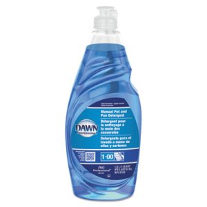 Dawn Manual Pot & Pan Detergent Concentrate, 38-oz. Bottle (PGC45112EA)