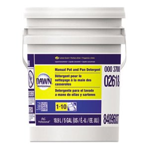 Dawn Professional Manual Pot & Pan Dish Detergent, 5 Gal. Pail (PGC02618)