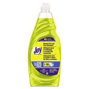 Joy Manual Pot & Pan Dishwashing Liquid, 38-oz. Bottle (PGC45114EA)