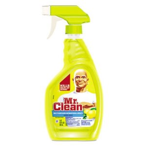 Mr. Clean Multi-Surface Cleaner, Lemon Scent, 32-oz. Bottle (PGC50449)