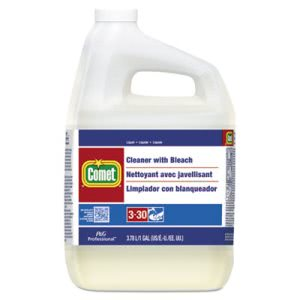 Comet 02991 Cleaner with Bleach, 3 Gallon Bottles (PGC 02291CT)