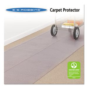 ES Robbins Carpet Runner, 36 x 240, Clear (ESR184016)