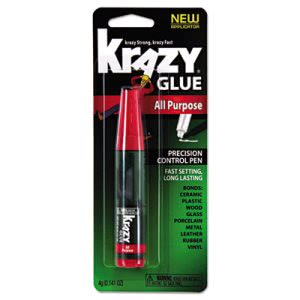 Krazy Glue All Purpose Krazy Glue, 4 g, Clear (EPIKG82948MR)