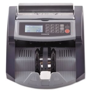 Steelmaster Currency Counter with UV/MG Counterfeit Detection (MMF2005520UM)