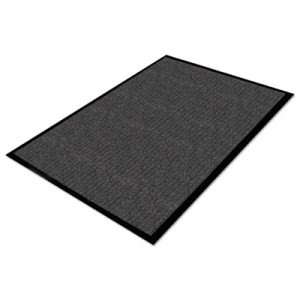 Platinum Indoor Wiper Mat, Nylon/Polypropylene, 36 x 120, Charcoal (MLL64031030)