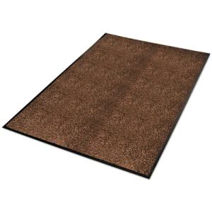 "Platinum Indoor Wiper Mat, Nylon/Polypropylene, 36""x120"", Brown (MLL94031050)"