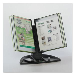 Tarifold TDBL291 Modular Reference Display Desk Stand Starter Set (TFITDBL291)