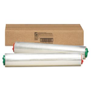 Scotch Refill Rolls for Heat-Free Laminating Machines, 250 ft. (MMMDL1051P)