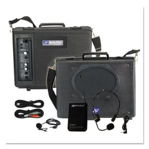Amplivox Wireless Audio Portable Group Broadcast System (APLSW222)