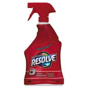 Resolve 97402 Stain Remover Carpet Cleaner, 32oz Spray Bottle (RAC97402EA)