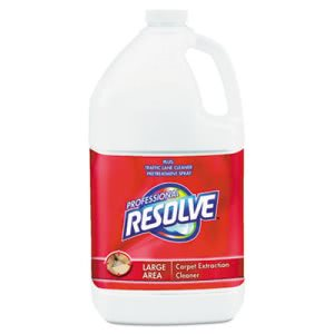 Resolve Carpet Extraction Cleaner, Gallon Bottles, 4/Carton (REC 97161)