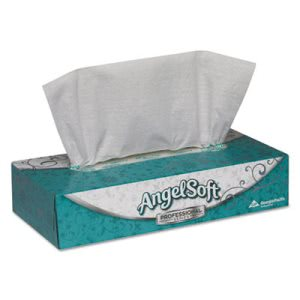 Angel Soft Premium Facial Tissues, 30 Flat Boxes (GPC48580CT)