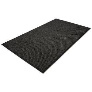 "Golden Series Indoor Wiper Mat, Polypropylene, 48""x72"", Charcoal (MLL64040630)"