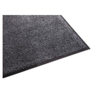 "Platinum Indoor Wiper Mat, Nylon/Polypropylene, 48""x72"", Gray (MLL94040630)"